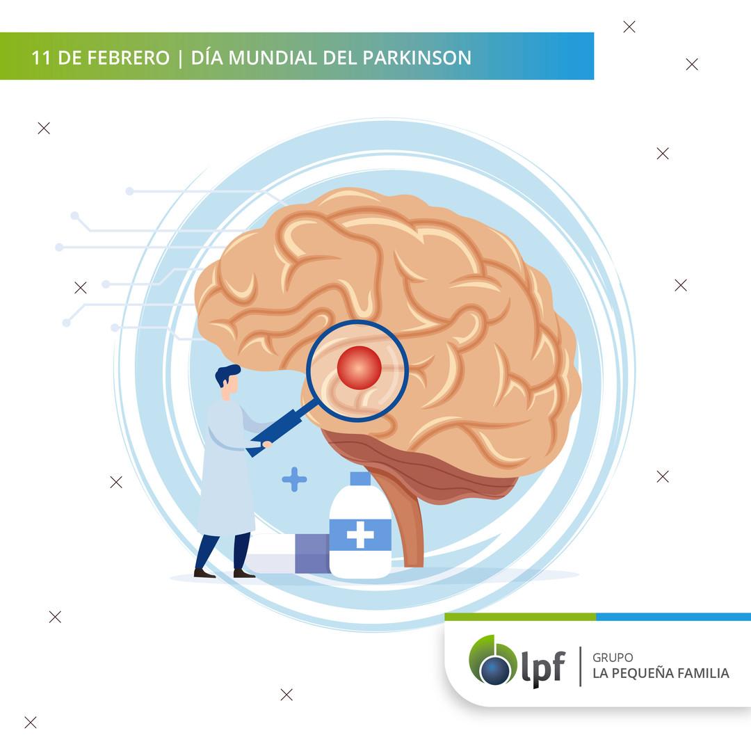 11/04 Día Mundial del Parkinson