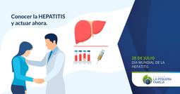 28/07 Día Mundial Contra la Hepatitis