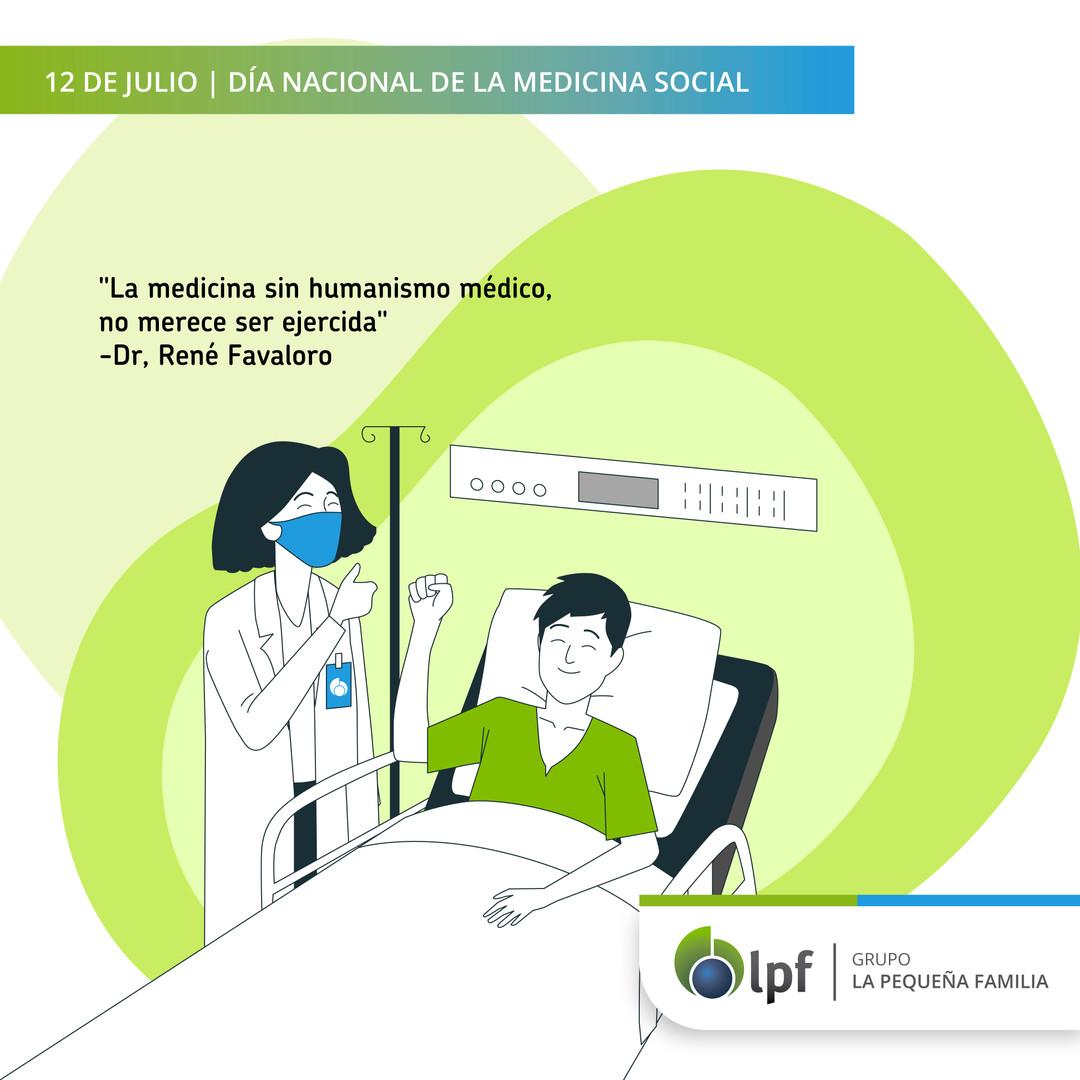 12/07 Día Nacional de la Medicina Social