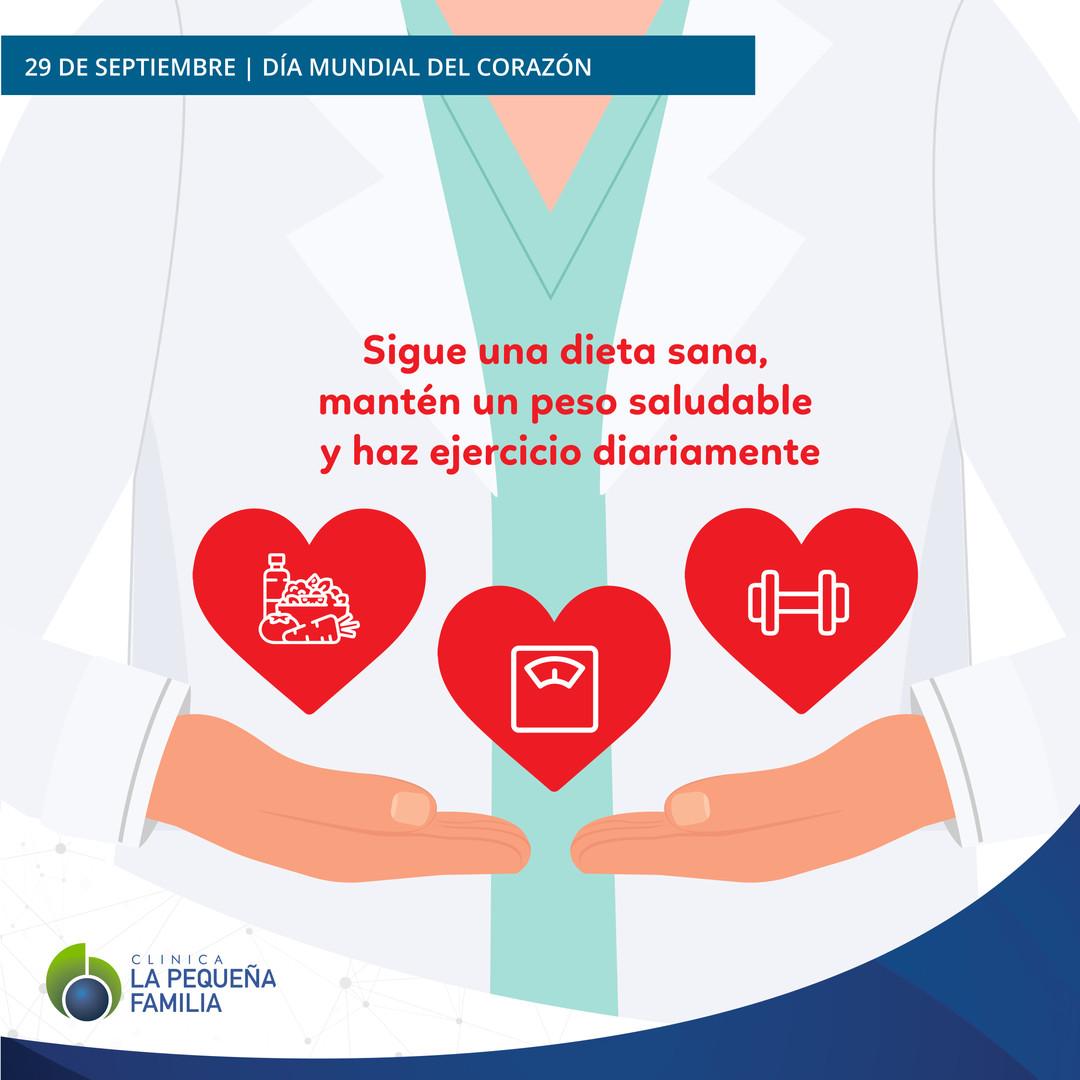 29/09 Día Mundial del Corazón