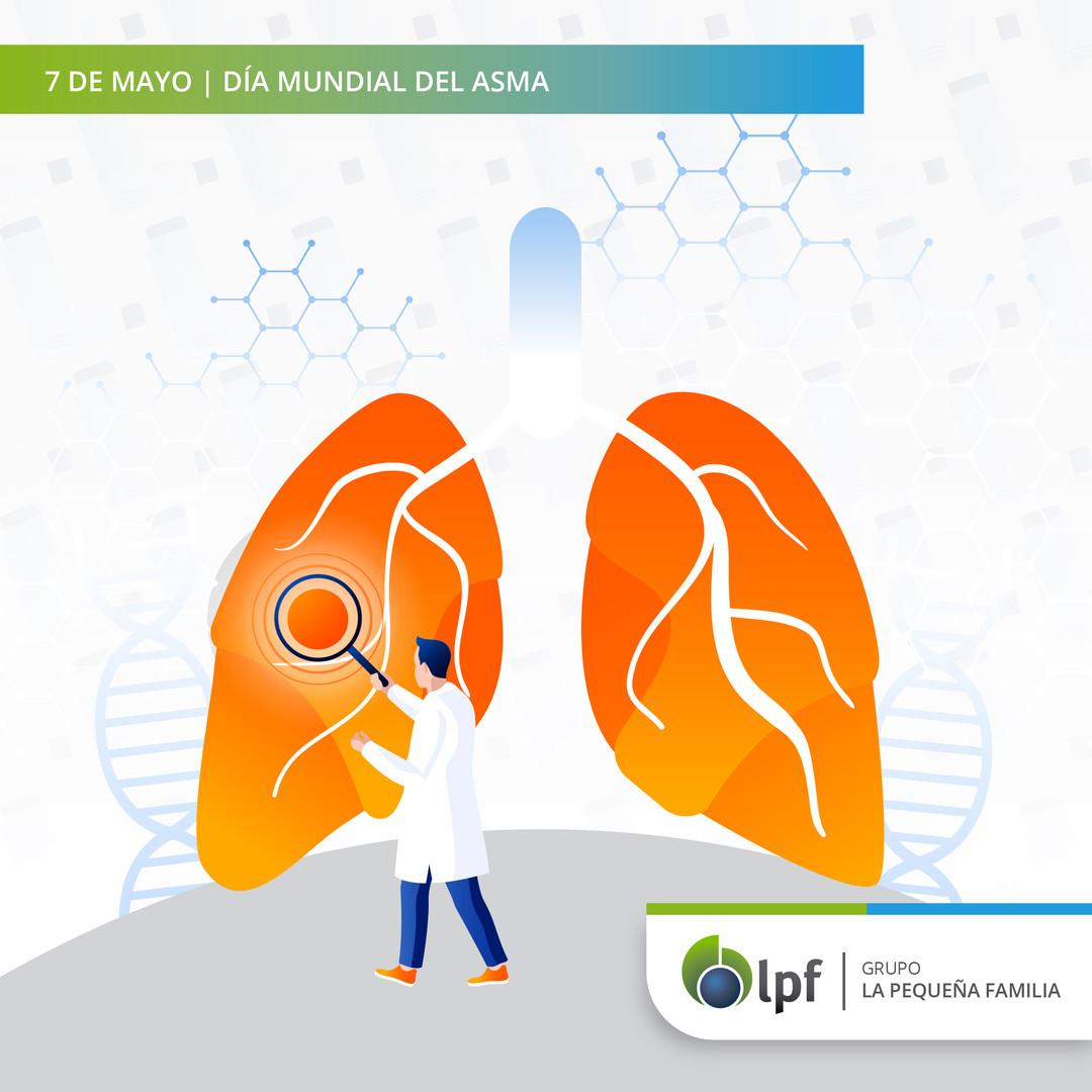 07/05 Día Mundial del Asma