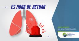 24/03 Día Mundial de la Tuberculosis