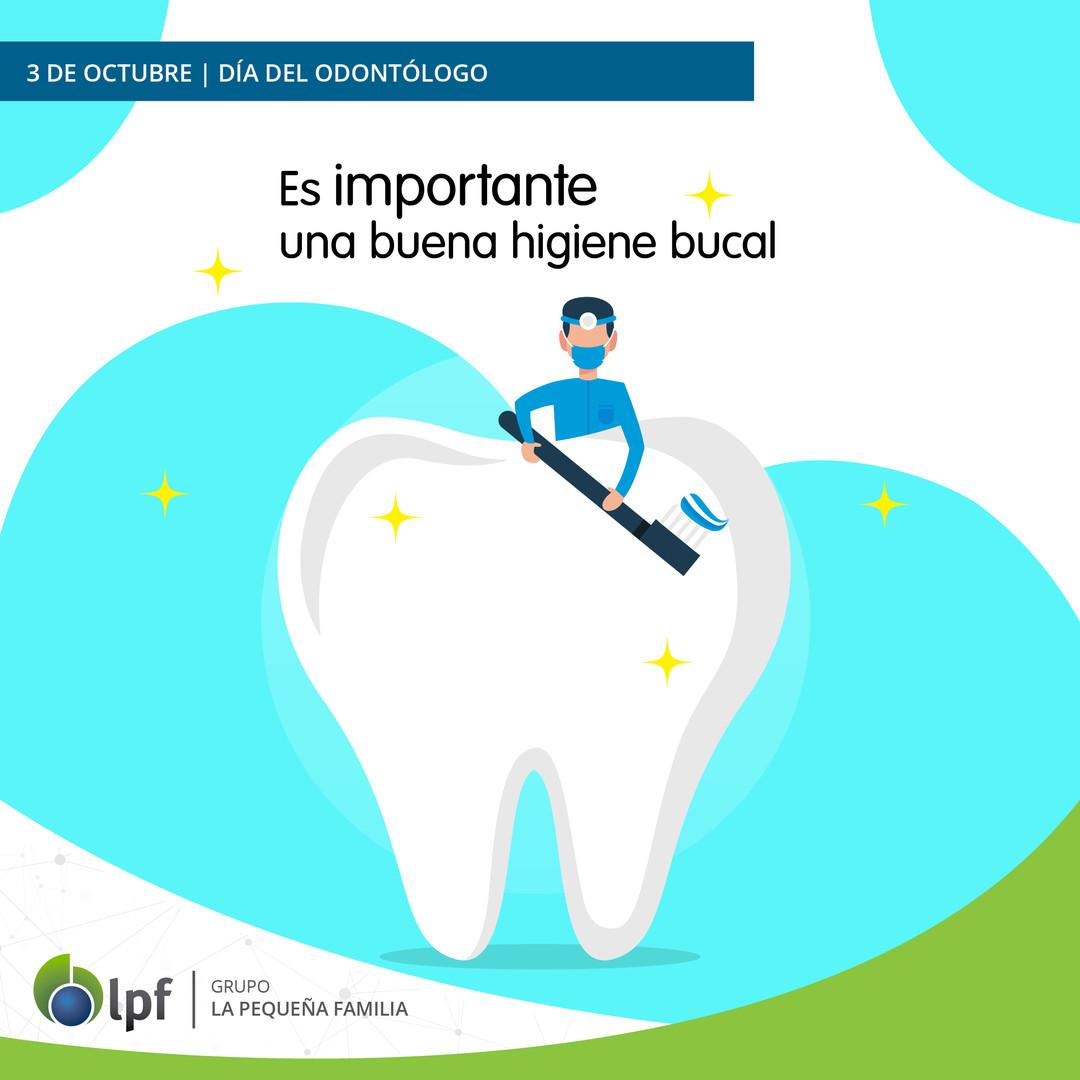 03/10 Día del Odontólogo