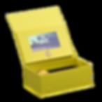 Printed Video Box
