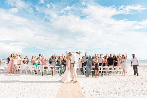 Gulf Port Wedding