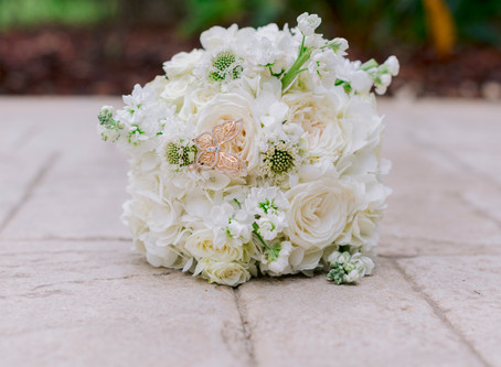 3 Wedding Floral Shopping Tips