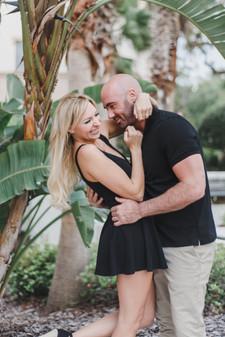 Engagement, Alfond Inn, Winter Park, Florida