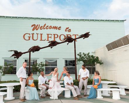 Gulf Port Wedding, Tampa Florida