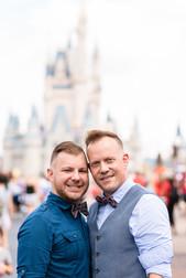 Engagement, Walt Disney World, Magic Kingdom, Orlando, Florida
