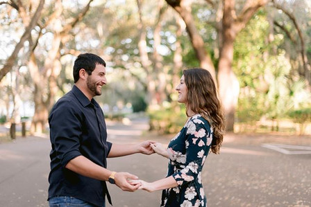 Delivered their engagement gallery earli