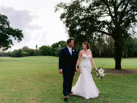 Tuscawilla Country Club Wedding