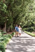 Engagement, Harry P. Leu Gardens, Winter Park, Florida