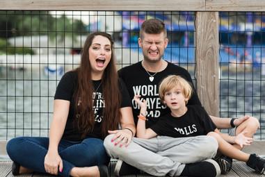 Engagement, Sea World, Orlando, Florida