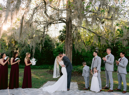 February Wedding at The Mulberry NSB