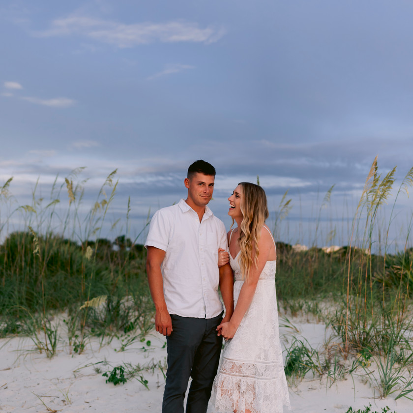 Beach Wedding, New Smyrna Beach, FL