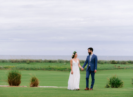 Hammock Beach Golf Resort Wedding