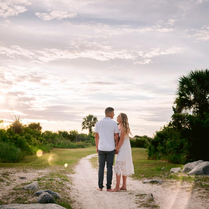 Elopement New Smyrna Beach, FL