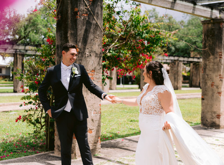 Coral Gables Womens Club Wedding