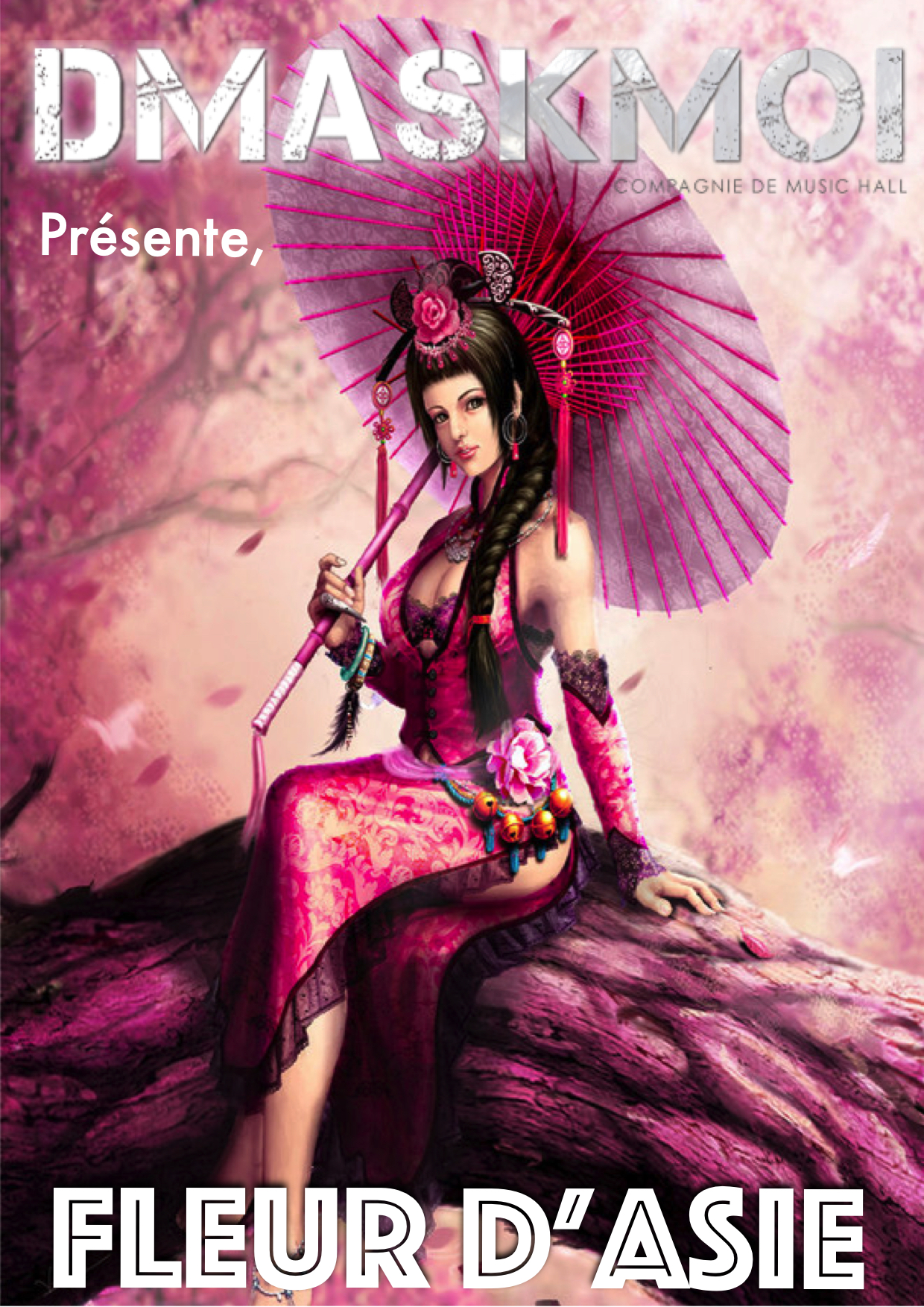 Fleur d'Asie