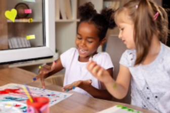 Art classes for children (January-February 2020)