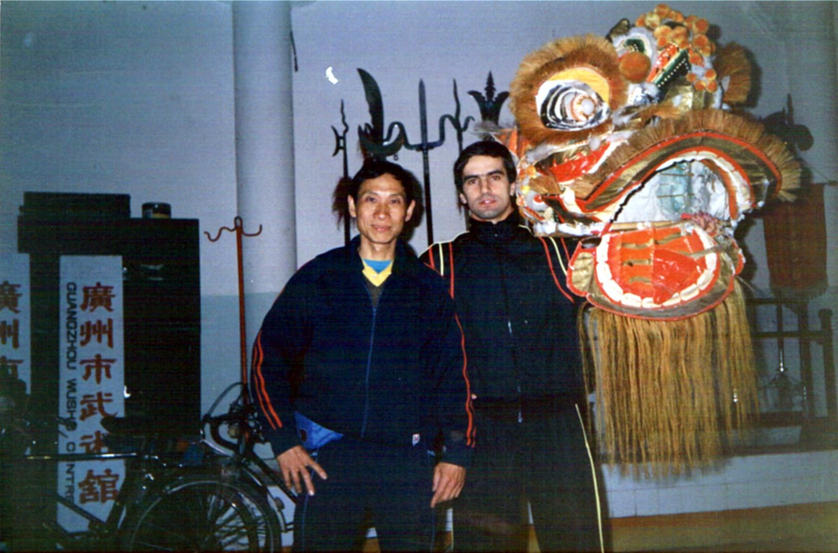 1989 SIFU HONG TAK HUNG SIFU