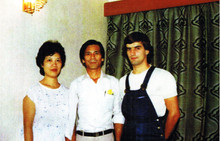 1983 Ho Tang Sing e Paolo Cangelosi