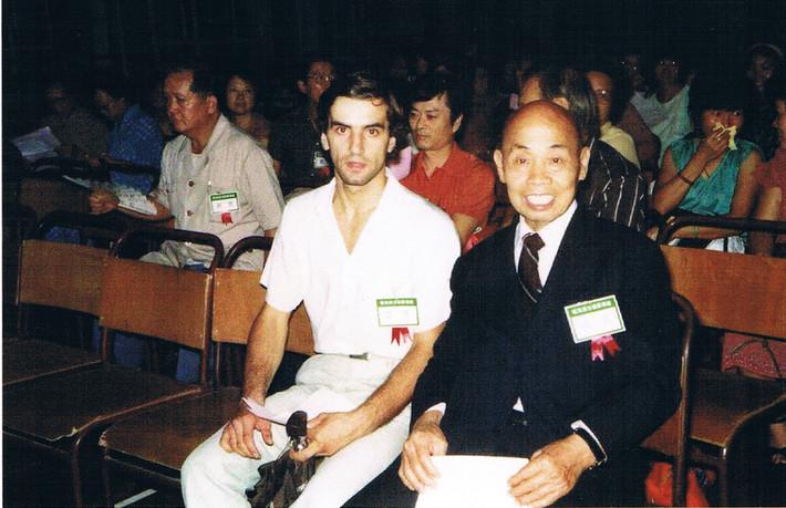1984 SIFU CHAN E SIFU CONGRESSO