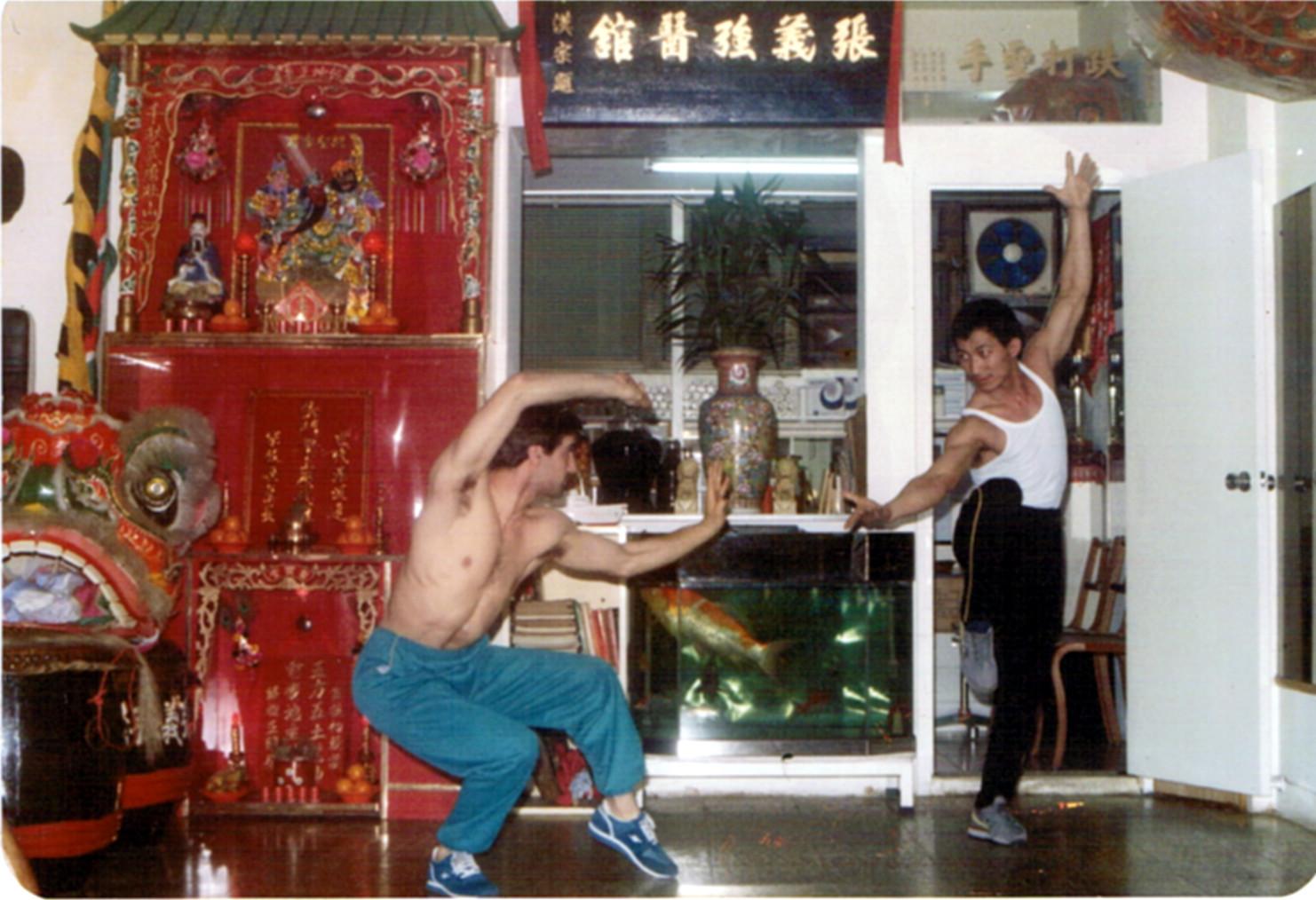 1988 SIFU TZE CHEON YIN E SIFU 3