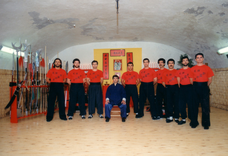 1987 SIFU KWOON ISTR.
