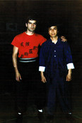 1986 Chueon Yee Keon e Paolo Cangelosi