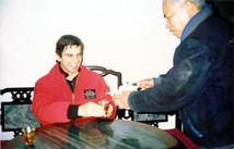 1989 Fu Han Tong e Sifu a Canton