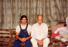 1983 Sifu Tang Juk Ling e Paolo Cangelosi