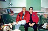 1989 Sifu Fu Han Tong e Paolo Cangelosi