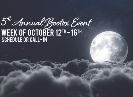 Join us for BOOOOOOOtox!