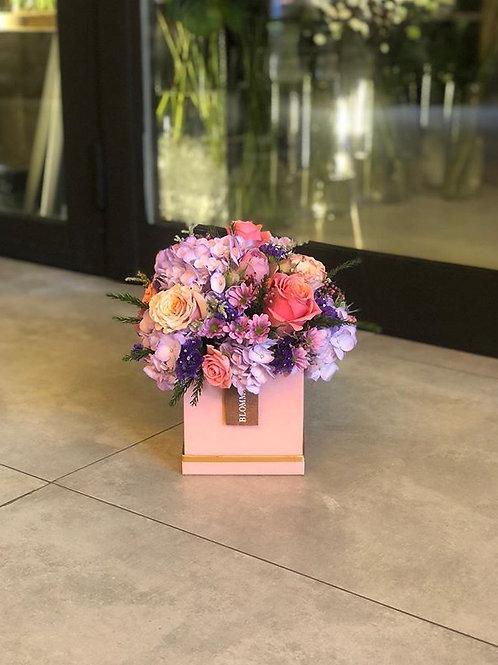 flower box arrangement