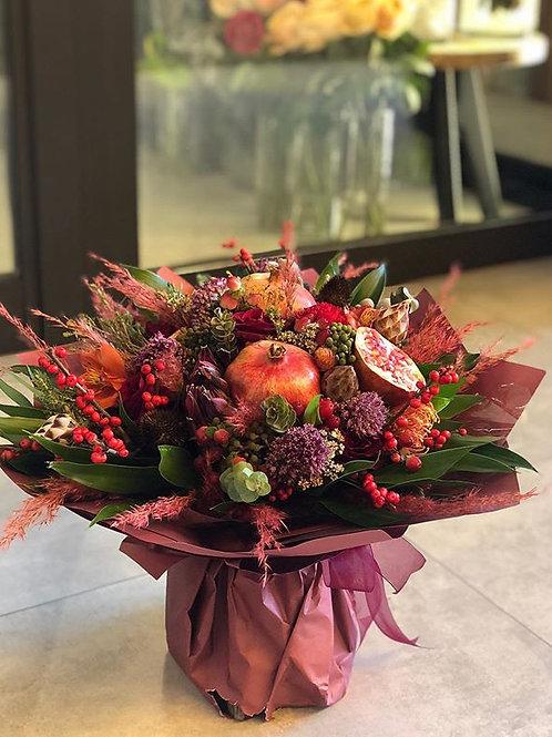 Pomegranate Bouquet