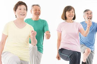 シルバー シニア 健康体操