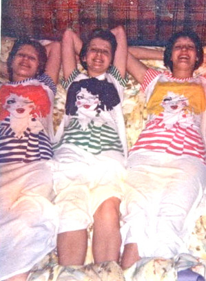 My BFF Johannah: Life of the Pajama Party!