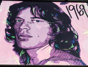 Mick Jagger's 74th Birthday and What It (Ironically) Means To Me!