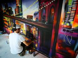 граффити бруклин