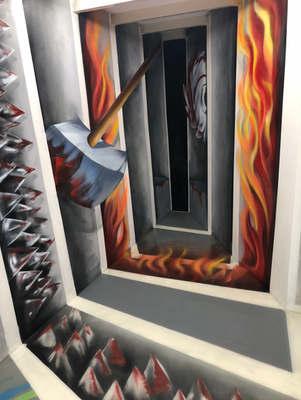 Амстердамский музей иллюзий