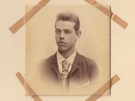 En kärlekshistoria anno 1893
