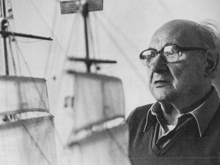 Sjömannen William Johansson, del 2
