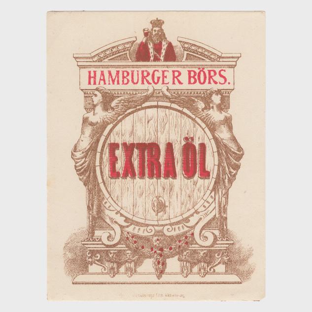 Hamburger Börs Extraöl