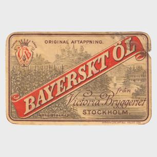 Bayerskt öl
