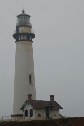 Halfmoon Bay California  Lighthouse