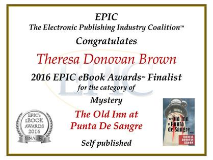 EPIC Finalist: The Old Inn at Punta de Sangre