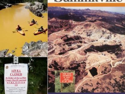 Summitville: Novel Foreshadows Toxic Mine Spill