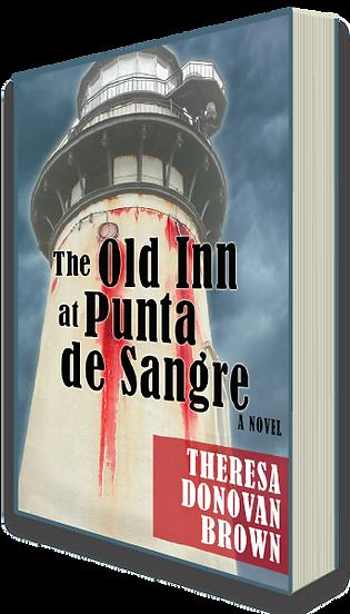 Old Inn at Punta de Sangre - Crime Fiction Novel