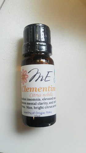 Clementine Organic Essential Oil 10mL